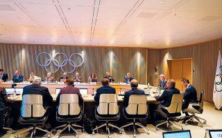 Η Διεθνής Ολυμπιακή Επιτροπή δεν παίρνει σαφή θέση μέσω της επιστολής της στην Ελληνική Επιτροπή.