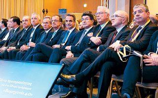 Επιχειρηματίες και κυβερνητικοί αξιωματούχοι δεν έκρυψαν τις ανησυχίες τους από τον ανταγωνισμό της Κίνας και τάχθηκαν υπέρ μιας πιο αποτελεσματικής στήριξης της ευρωπαϊκής βιομηχανίας από την Ε.Ε., προκρίνοντας την επιβολή δασμών σε προϊόντα με βάση το περιβαλλοντικό τους αποτύπωμα.