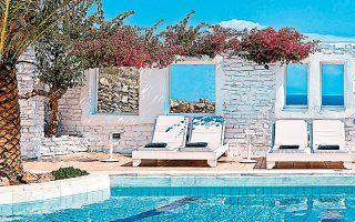 Η Briq Properties ΑΕΕΑΠ έχει επενδύσει και στον τουριστικό κλάδο εξαγοράζοντας ξενοδοχεία σε Πάρο, Κέρκυρα και Τήνο.