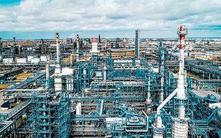 Η συμφωνία αφορά τη Naftogaz της Ουκρανίας και τη ρωσική Gazprom.