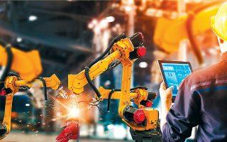 Οι βιομηχανίες της Πολωνίας απασχολούν 42 ρομπότ ανά 10.000 εργαζομένους, στη γειτονική Ουγγαρία η αναλογία φτάνει τα 84 ρομπότ και στην Τσεχία τα 135 ρομπότ ανά 10.000 εργαζομένους. Στη Γερμανία, οι βιομηχανίες απασχολούν 338 ρομπότ ανά 10.000 εργαζομένους.