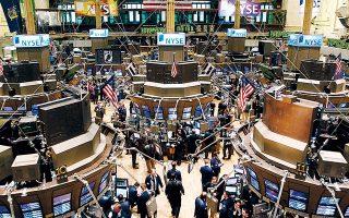 Στις ΗΠΑ, ο δείκτης S&P 500 παρά τη χθεσινή υποχώρηση θα ολοκληρώσει τη χρονιά, εμφανίζοντας την καλύτερη επίδοση της τελευταίας εξαετίας.
