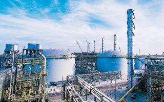 Το Ριάντ χρειάζεται ακριβότερες τιμές πετρελαίου για να στηρίξει μια υψηλή τιμή για τη μετοχή της Aramco, ενός κολοσσού που το 2018 κατέγραψε έσοδα ύψους 111 δισ. δολαρίων.