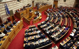 Σήμερα στην Ολομέλεια της Βουλής θα πραγματοποιηθεί η ψηφοφορία επί του πολυνομοσχεδίου και αύριο επί του σχεδίου νόμου για την ψήφο των Ελλήνων του εξωτερικού.