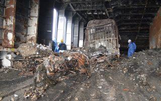 Η φωτιά ξεκίνησε από το κατάστρωμα 4 του «Norman Atlantic». Σύμφωνα με το κατηγορητήριο προκλήθηκε από φορτηγό ψυγείο.