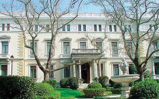 Ο νέος ένοικος του Προεδρικού Μεγάρου, κατά τον κ. Μητσοτάκη, θα πρέπει να είναι σε θέση να υποστηρίξει με επάρκεια τις εθνικές θέσεις στο εξωτερικό.