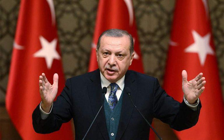 Ερντογάν: Το μνημόνιο με τη Λιβύη εστάλη στον ΟΗΕ