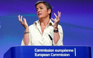 Η Ε.Ε. αναθεωρεί πάγιες πολιτικές της, όπως η απαγόρευση των κρατικών ενισχύσεων, καθώς όπως τόνισε η επίτροπος Ανταγωνισμού και αντιπρόεδρος της Κομισιόν, Μαργκρέτε Βεστάγκερ, «η παραγωγή μπαταριών στην Ευρώπη είναι στρατηγικής σημασίας για την οικονομία και την κοινωνία μας, δεδομένου του τεράστιου δυναμικού της σε ό,τι αφορά τη μετακίνηση με μέσα φιλικά προς το περιβάλλον».