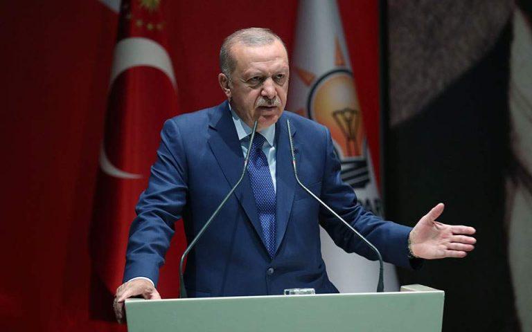 Μεγάλο κύμα Σύρων προσφύγων φοβάται ο Ερντογάν