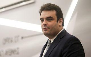 Ο υπουργός Ψηφιακής Διακυβέρνησης Κυριάκος Πιερρακάκης.