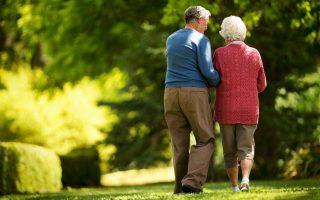 H ήπια, αλλά καθημερινή, άσκηση επί 30 λεπτά μπορεί να μας εξασφαλίσει μακροζωία, με καλή υγεία.