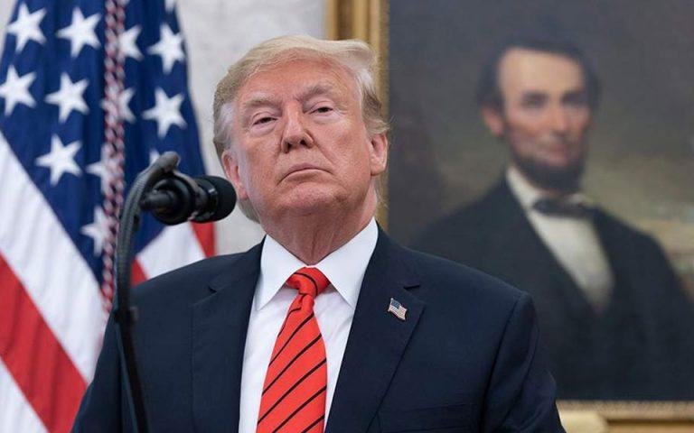 Τραμπ: Το Ιράν ποτέ δεν κέρδισε πόλεμο, αλλά ποτέ δεν έχασε διαπραγμάτευση
