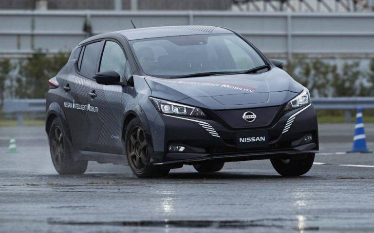 Η Nissan αποκαλύπτει νέες τεχνολογίες στη CES 2020