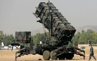 Μια συστοιχία αντιαεροπορικών πυραύλων Πάτριοτ θα μεταφερθεί στη Σαουδική Αραβία. Η ελληνική διπλωματική προσπάθεια επεκτείνεται και στον αραβικό κόσμο.