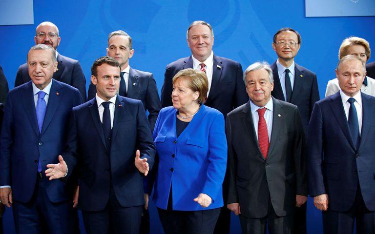 Ωρα αποφάσεων στο Βερολίνο για τη Λιβύη