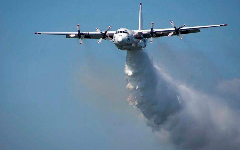 Συντριβή πυροσβεστικού αεροσκάφους στην Αυστραλία