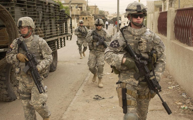 «Ο στρατιωτικός συνασπισμός υπό τις ΗΠΑ εγκαταλείπει το Ιράκ» – Διαψεύδει το Πεντάγωνο