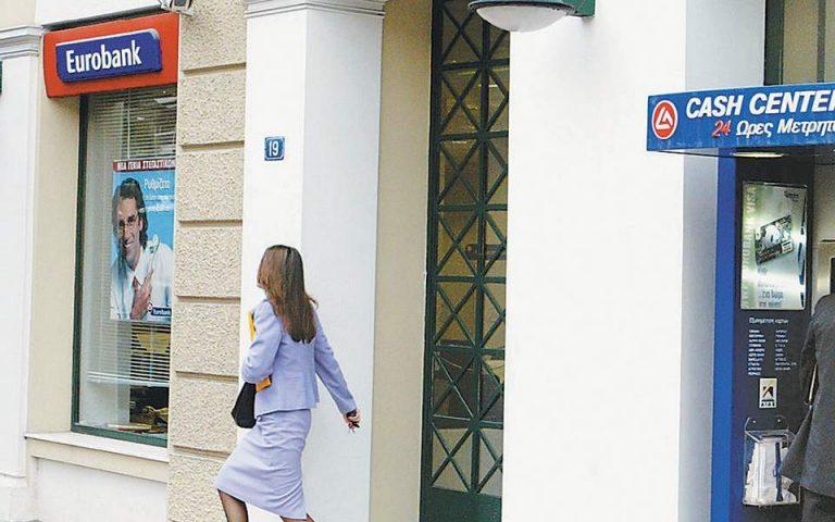 Απαλλαγμένη από τη διαχείριση κόκκινων δανείων η νέα Eurobank