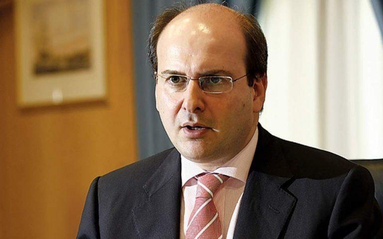 Κ. Χατζηδάκης: Αποτέλεσμα του πεπαλαιωμένου δικτύου και της έλλειψης επενδύσεων οι διακοπές ρέυματος
