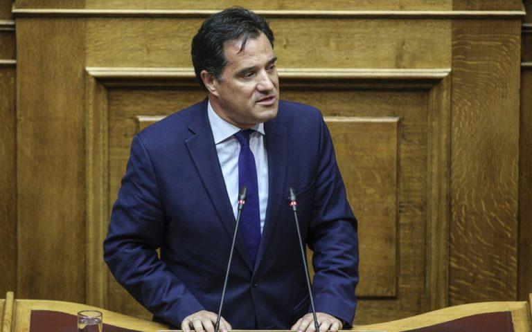 Αδ. Γεωργιάδης: Στην τελική ευθεία για να μπουν οι μπουλντόζες στο Ελληνικό