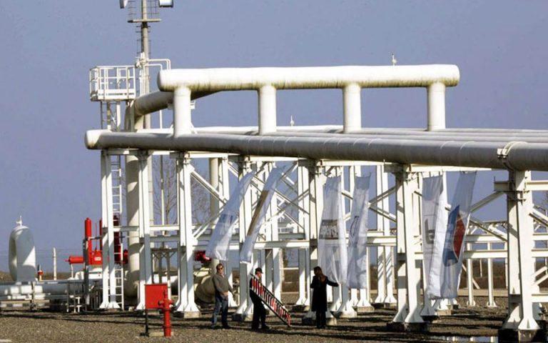 Η Gazprom ξεκίνησε να διοχετεύει φυσικό αέριο στον Turkish Stream