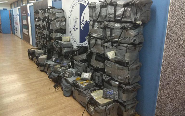 Από την Καραϊβική οι 1,18 τόνοι κοκαΐνης που κατασχέθηκαν στον Αστακό – Πώς δρούσε το διεθνές καρτέλ (φωτογραφίες)