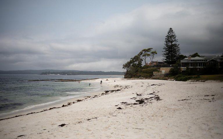 Πόλη – φάντασμα από τις πυρκαγιές δημοφιλές θέρετρο στην Αυστραλία (φωτογραφίες)
