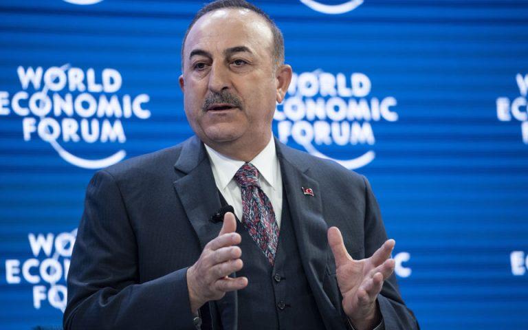 Τσαβούσογλου για Λιβύη: Ο Χαφτάρ το «μοναδικό εμπόδιο» για εφαρμογή ειρηνευτικής διαδικασίας