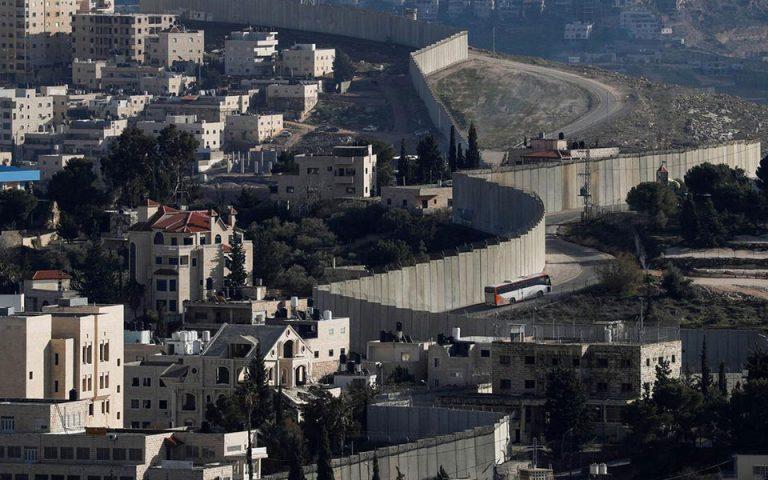 Την γειτονιά του Αμπού Ντις προτείνει για πρωτεύουσα της Παλαιστίνης το σχέδιο Τραμπ