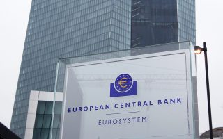Στην έρευνα που πραγματοποίησε η ΕΚΤ συμμετείχαν 144 ευρωπαϊκές τράπεζες.