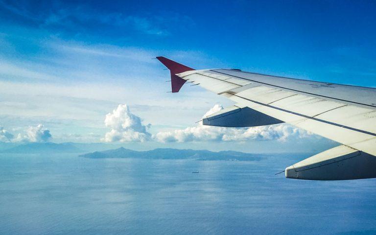 Αύξηση διεθνών αεροπορικών αφίξεων κατά 3,9% πέτυχε η Ελλάδα το 2019