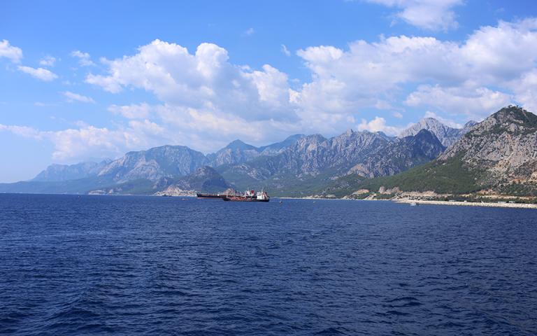 Ακυβέρνητο φορτηγό πλοίο μεταξύ Ρόδου και Καρπάθου