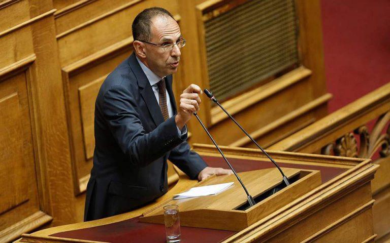 Γ. Γεραπετρίτης: Το νέο σχέδιο θα δημιουργήσει συνθήκες αποσυμφόρησης των νησιών