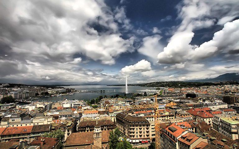 Γενεύη: Η εκθαμβωτική ελβετίδα