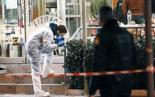 Η διπλή δολοφονία των 43χρονων Μαυροβούνιων έγινε λίγο μετά τις 6.30 μ.μ. της Κυριακής στην ταβέρνα «Η Βοσκοπούλα» στη Βάρη.