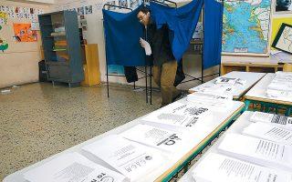 Στο Μαξίμου θεωρούν πλέον βέβαιο ότι οι επόμενες εκλογές θα είναι διπλές.