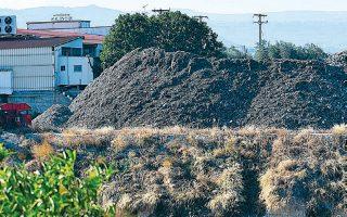 Οι επιθεωρητές περιβάλλοντος επισκέφθηκαν την περιοχή δύο ημέρες μετά την πυρκαγιά, βρίσκοντας βουνά από σκουπίδια τόσο στον προαύλιο χώρο, όσο και εκτός, χαρακτηρίζοντας την κατάσταση αποπνικτική.