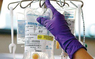H μείωση των χημειοθεραπευτικών κύκλων είναι απολύτως ασφαλής, ενώ μειώνει και τις δυσάρεστες παρενέργειες.