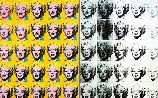 Andy Warhol, «Marilyn Diptych», 1962.