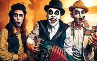 Το βρετανικό τρίο έρχεται για δύο συναυλίες σε Αθήνα και Θεσσαλονίκη.