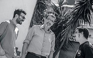 O τζαζίστας Γιώργος Κοντραφούρης και το τρίο του έρχονται για μία βραδιά στο Half Note Jazz Club.