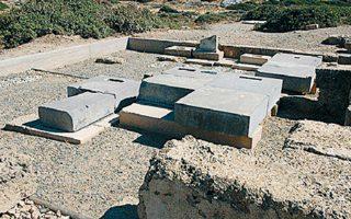 Διάλεξη για την «Υστερη Κλασική και Ελληνιστική Νεκρόπολη της Ιτάνου» στο Μουσείο Κυκλαδικής Τέχνης.