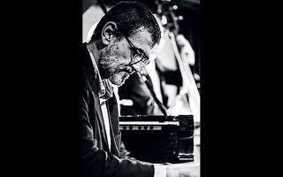 Ο συνθέτης, πιανίστας και δάσκαλος Γιώργος Κοντραφούρης.