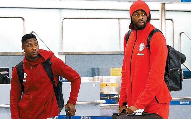 Μπάσκετ: Στα «παπούτσια» του Ολυμπιακού