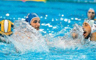 Η πορεία της Εθνικής για το βάθρο και την απευθείας πρόκριση στους Ολυμπιακούς διεκόπη. Το εισιτήριο για το Τόκιο θα διεκδικηθεί στο Προολυμπιακό.