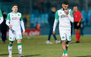 Ο Παναθηναϊκός ήταν απογοητευτικός χθες στα Γιάννινα, ηττήθηκε με 1-0 και έβαλε δύσκολα στη ρεβάνς του ΟΑΚΑ για το Κύπελλο.