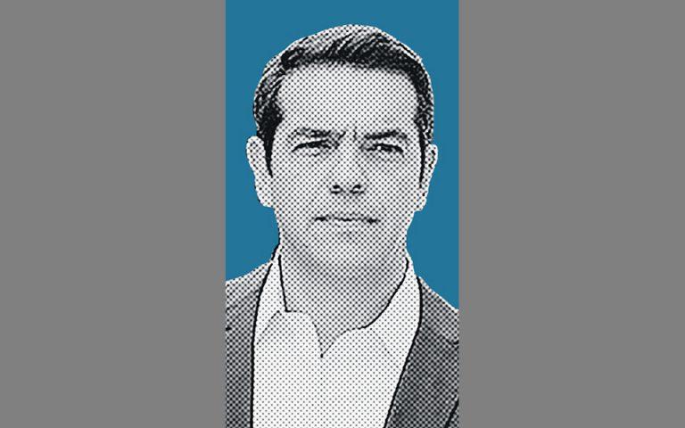 Αλέξης Τσίπρας: Σαλίγκαρος