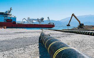 Οι διασυνδέσεις των νησιών με το ηπειρωτικό ηλεκτρικό σύστημα της χώρας αποτελούν βασική προτεραιότητα για τον ΑΔΜΗΕ.