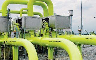 Η Βουλγαρία εισήγαγε για πρώτη φορά πέρυσι φυσικό αέριο από την Ελλάδα. Η γειτονική χώρα καλύπτει τις ανάγκες της σε αέριο, περίπου 3 δισ. κυβικών μέτρων ετησίως, κυρίως μέσω της ρωσικής Gazprom.