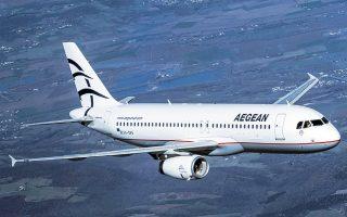 Η ελληνική αεροπορική μετέφερε 11% περισσότερους επιβάτες εξωτερικού και 3% περισσότερους εσωτερικού.